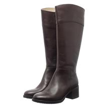 Сапоги женские  Цвет:коричневый Артикул:0261832 1