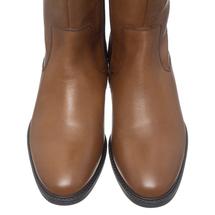 Сапоги женские  Цвет:коричневый Артикул:0261833 2