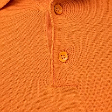Поло мужское KANGRA Цвет:оранжевый Артикул:0973486 4
