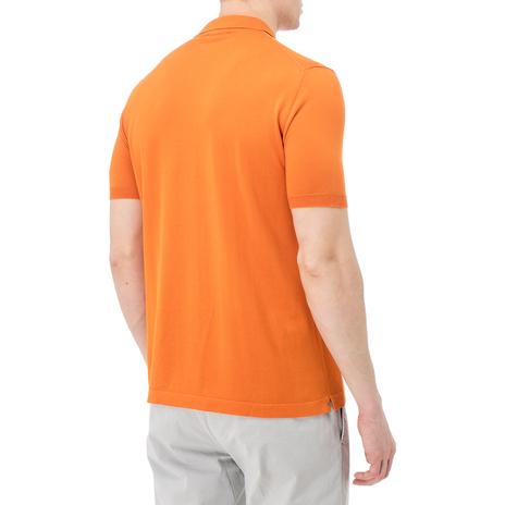 Поло мужское KANGRA Цвет:оранжевый Артикул:0973486 3