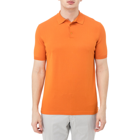 Поло мужское KANGRA Цвет:оранжевый Артикул:0973486 1