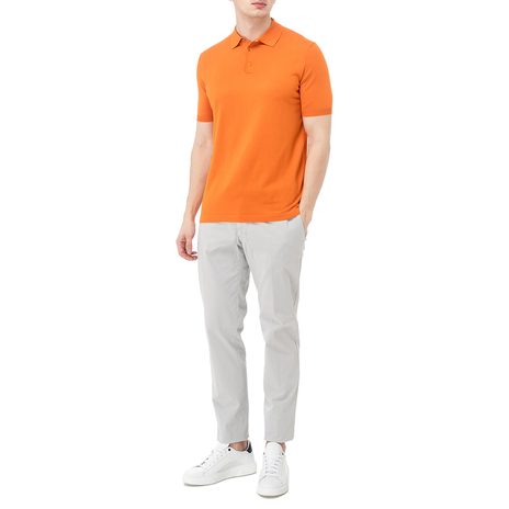Поло мужское KANGRA Цвет:оранжевый Артикул:0973486 2