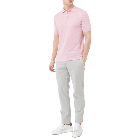 Поло мужское KANGRA Цвет:розовый Артикул:0973486 2