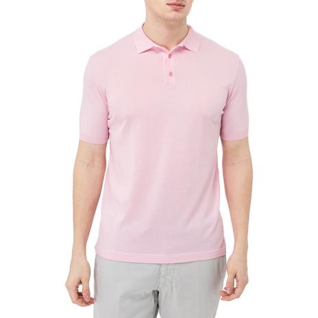 Поло мужское KANGRA Цвет:розовый Артикул:0973486 1
