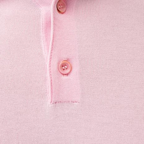 Поло мужское KANGRA Цвет:розовый Артикул:0973486 4