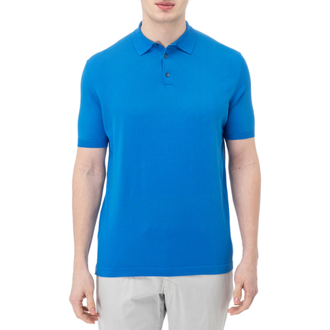Поло мужское KANGRA Цвет:синий Артикул:0973486 1