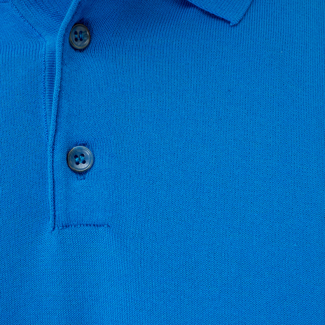 Поло мужское KANGRA Цвет:синий Артикул:0973486 4