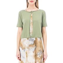 Болеро женское KANGRA Цвет:зеленый Артикул:0577577 1