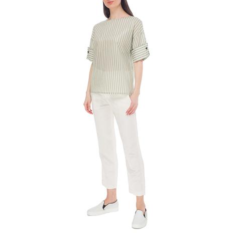 Блуза женская TELA Цвет:зеленый Артикул:0577937 2
