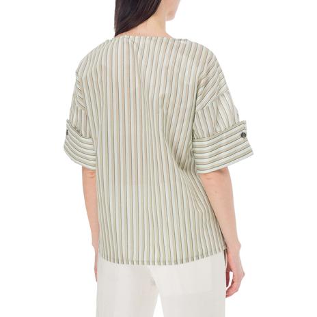 Блуза женская TELA Цвет:зеленый Артикул:0577937 3