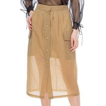 Комплект юбка/чехол женский TELA Цвет:коричневый Артикул:0577933 1