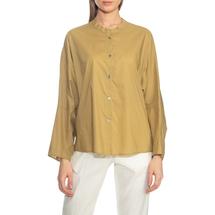 Рубашка женская  Цвет:бежевый Артикул:0577960 1