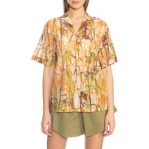 Рубашка женская  Цвет:оранжевый Артикул:0577964 1