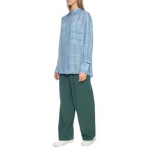 Рубашка женская  Цвет:голубой Артикул:0577966 2