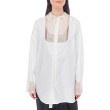 Рубашка женская  Цвет:белый Артикул:0577967 1