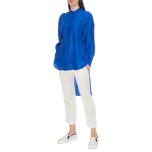 Рубашка женская  Цвет:синий Артикул:0577968 2