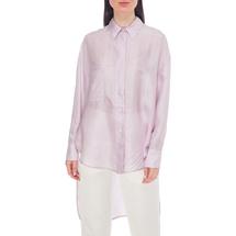Рубашка женская  Цвет:сиреневый Артикул:0577968 1