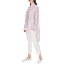 Рубашка женская  Цвет:сиреневый Артикул:0577968 2