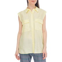 Рубашка женская  Цвет:желтый Артикул:0577969 1