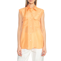 Рубашка женская  Цвет:оранжевый Артикул:0577969 1