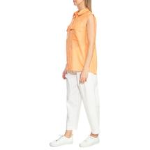 Рубашка женская  Цвет:оранжевый Артикул:0577969 2