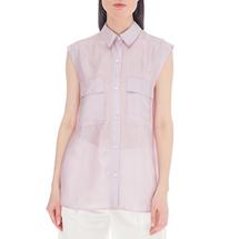 Рубашка женская  Цвет:сиреневый Артикул:0577969 1