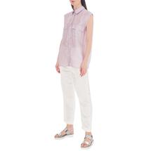 Рубашка женская  Цвет:сиреневый Артикул:0577969 2
