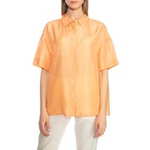 Рубашка женская  Цвет:оранжевый Артикул:0577972 1
