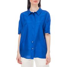 Рубашка женская  Цвет:синий Артикул:0577972 1