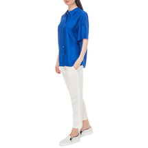 Рубашка женская  Цвет:синий Артикул:0577972 2