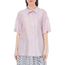 Рубашка женская  Цвет:сиреневый Артикул:0577972 1