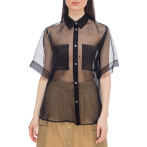 Рубашка женская  Цвет:черный Артикул:0578006 1