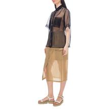 Рубашка женская  Цвет:черный Артикул:0578006 2