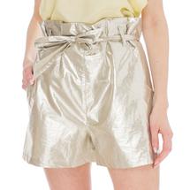 Шорты женские  Цвет:серебряный Артикул:0578002 1