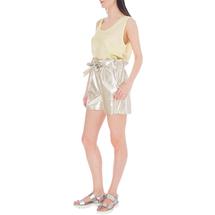 Шорты женские  Цвет:серебряный Артикул:0578002 2
