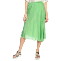 Юбка женская  Цвет:зеленый Артикул:0577918 1