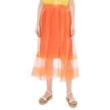 Юбка женская  Цвет:оранжевый Артикул:0578004 1