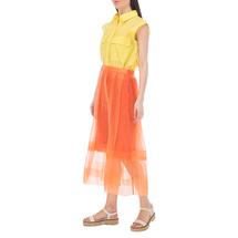 Юбка женская  Цвет:оранжевый Артикул:0578004 2