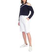 Шорты женские  Цвет:белый Артикул:0578070 2
