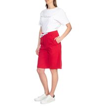 Шорты женские  Цвет:красный Артикул:0578070 2