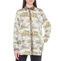 Блуза женская CLIPS Цвет:зеленый Артикул:0578180 1