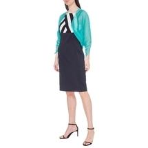 Болеро женское  Цвет:бирюзовый Артикул:0570895 2