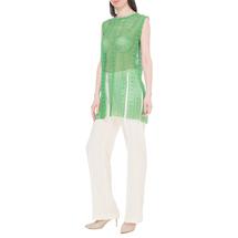 Жилет женский  Цвет:зеленый Артикул:0578167 2