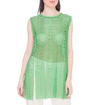 Жилет женский  Цвет:зеленый Артикул:0578167 1