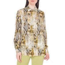 Рубашка женская  Цвет:бежевый Артикул:0578374 1