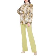 Рубашка женская  Цвет:бежевый Артикул:0578374 2