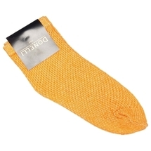 Носки женские  Цвет:оранжевый Артикул:0166789 2