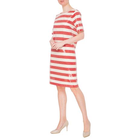 Платье женское CLIPS MORE Цвет:красный Артикул:0578595 2
