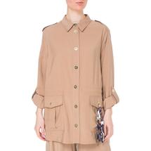 Рубашка женская  Цвет:коричневый Артикул:0578727 1