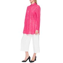 Рубашка женская  Цвет:розовый Артикул:0578792 2